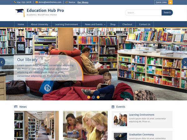 education hub pro