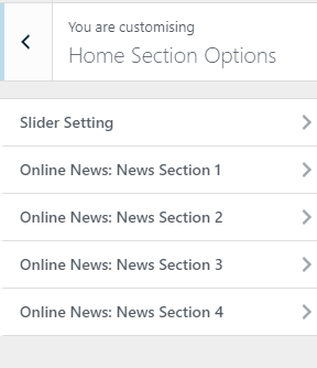Online News - Theme Palace