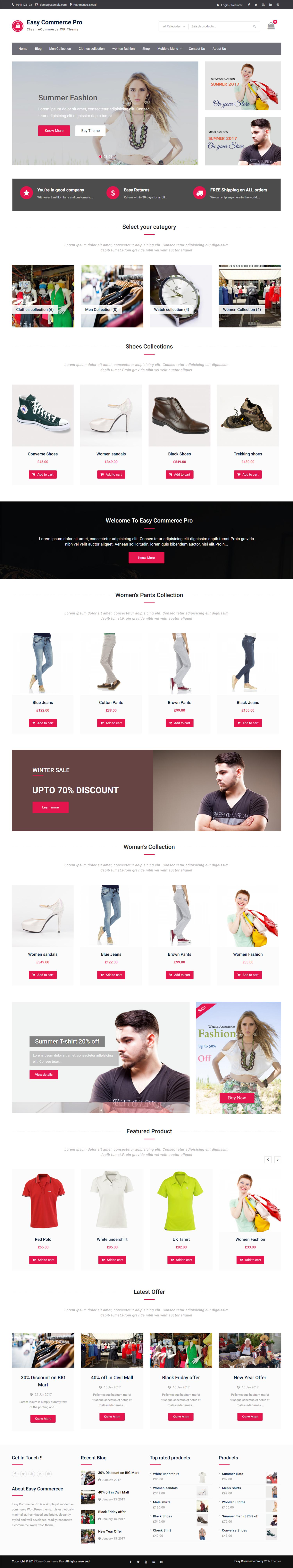 Easy Commerce Pro