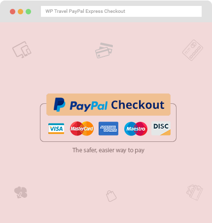 WP Travel PayPal Express Checkout