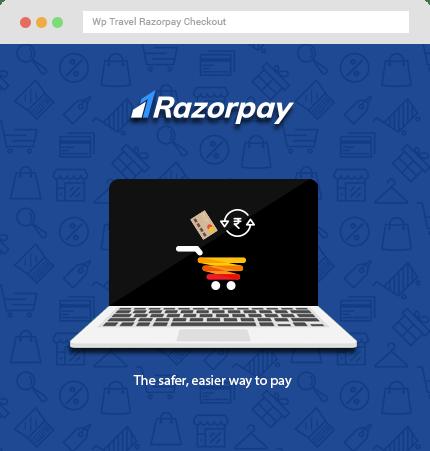 WP Travel Razorpay Checkout