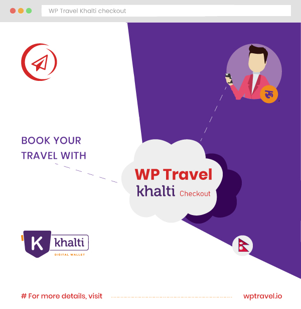 WP Travel Khalti Checkout