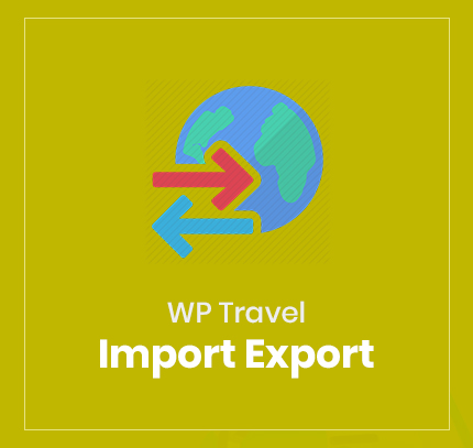 WP Travel Import Export