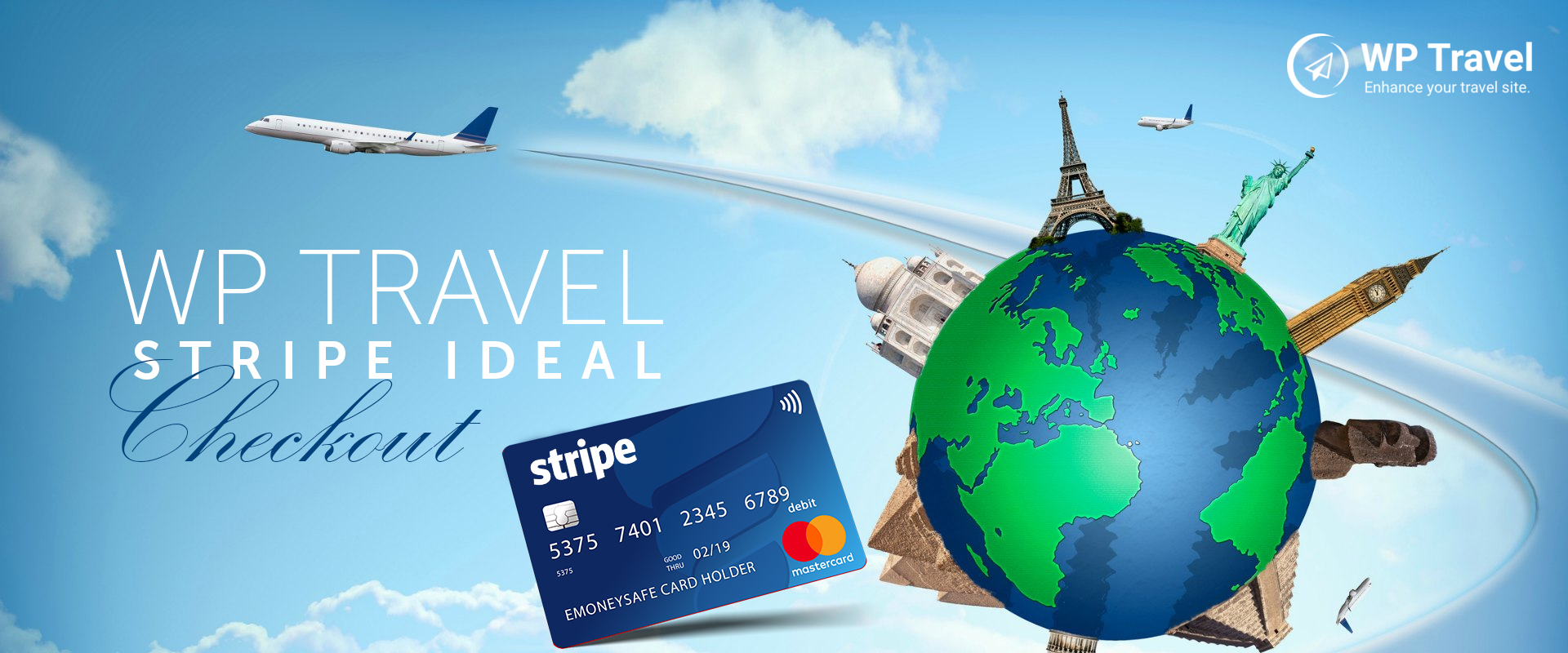WP Travel Stripe iDEAL Checkout