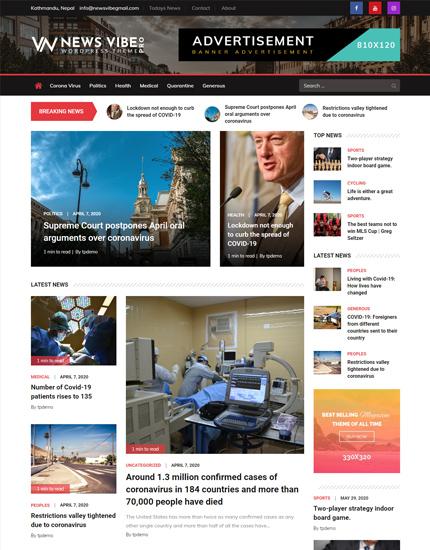 News Vibe Pro