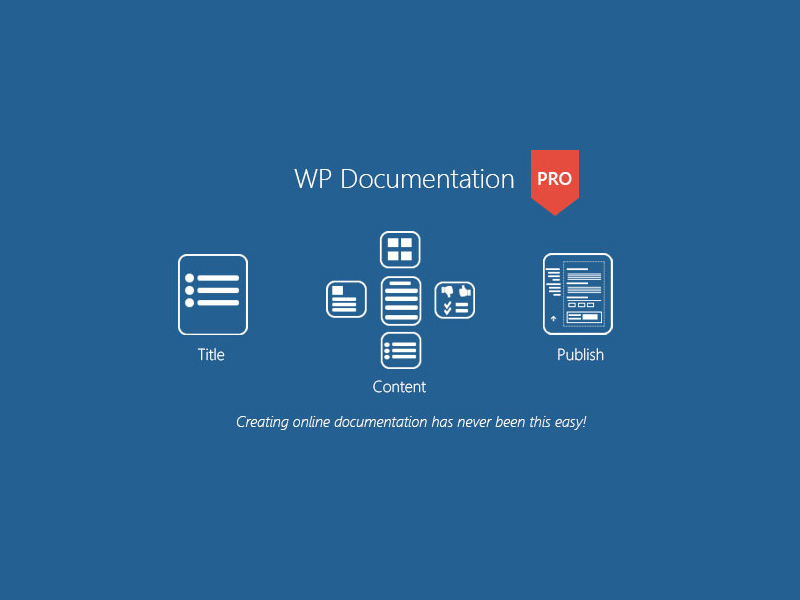 wp-documentation-pro