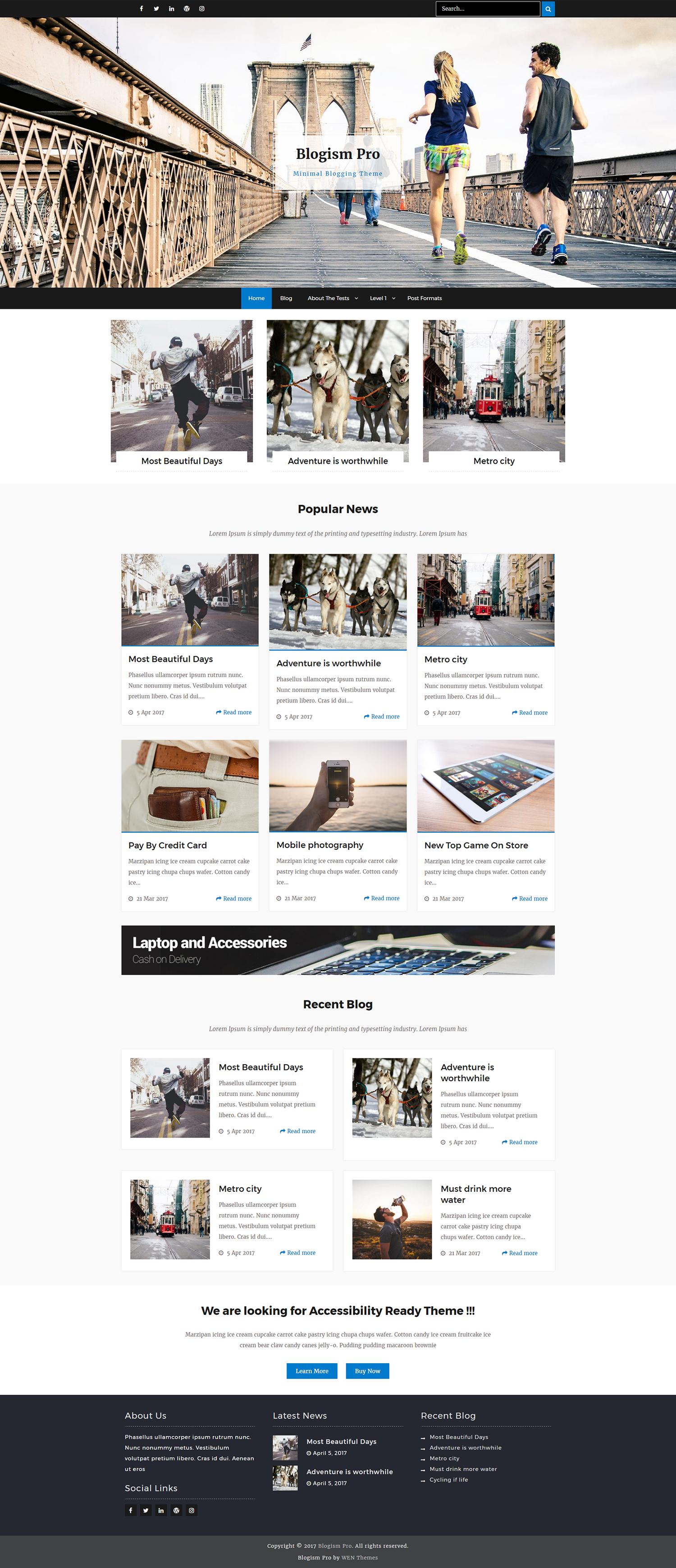 Blogism Pro