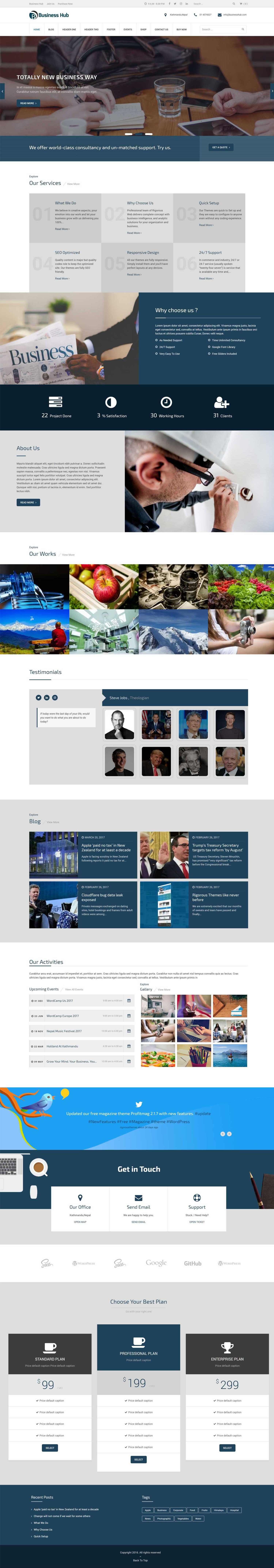 Business Hub Pro