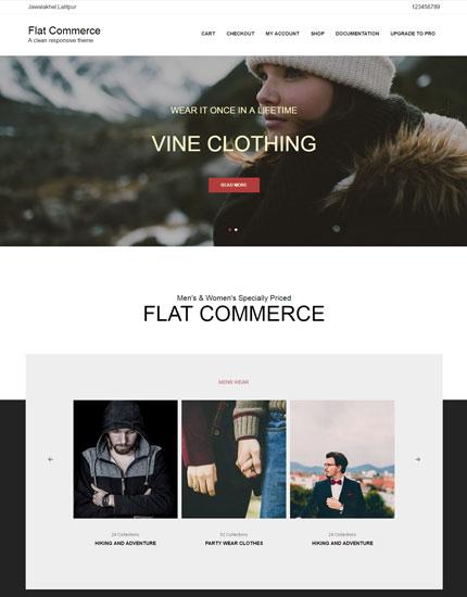 Flat Commerce