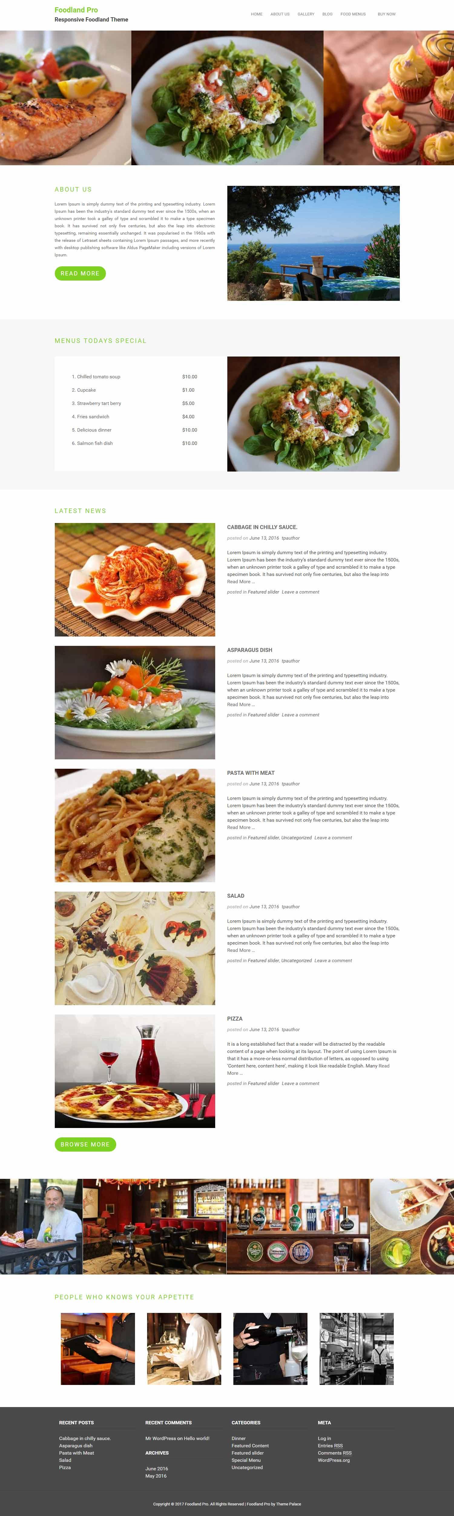 Foodland Pro