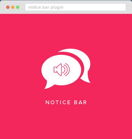Notice Bar Pro