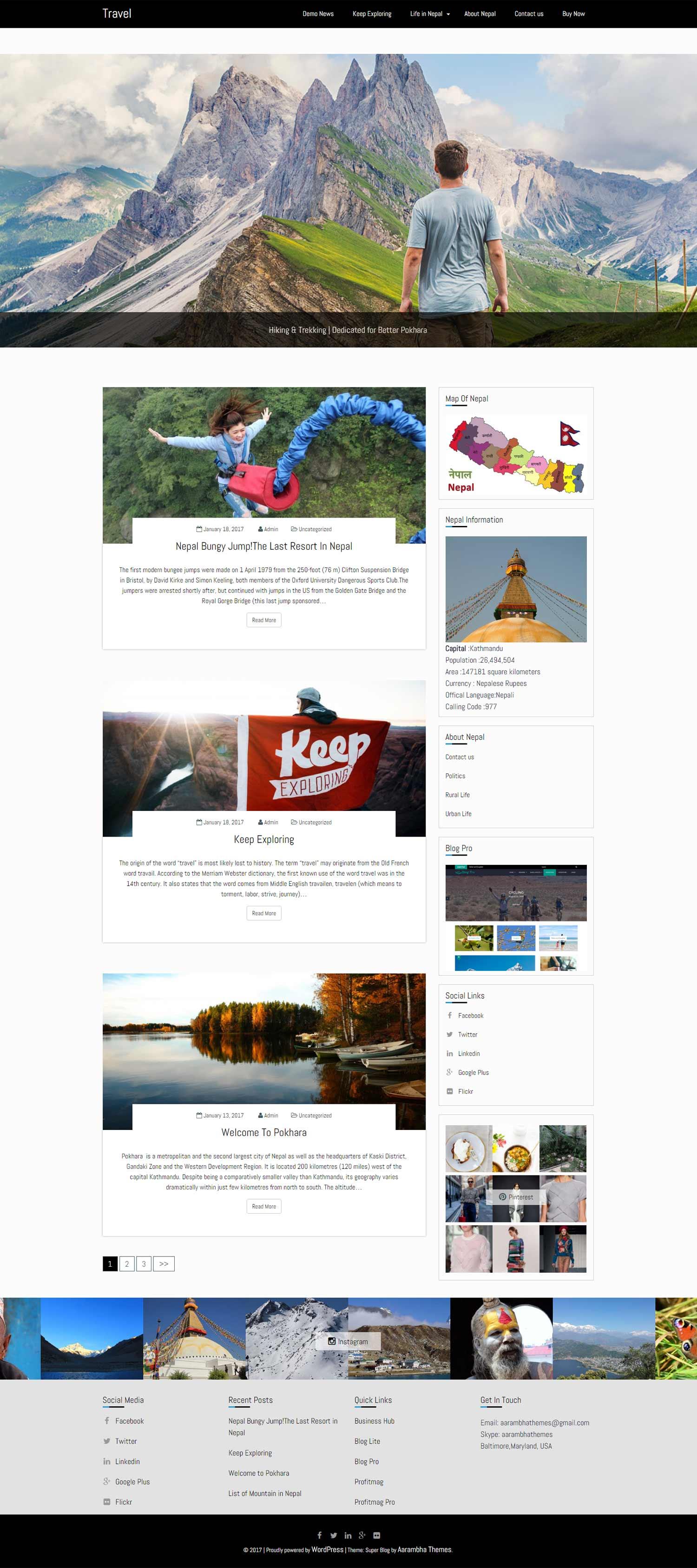 Super Blog Pro