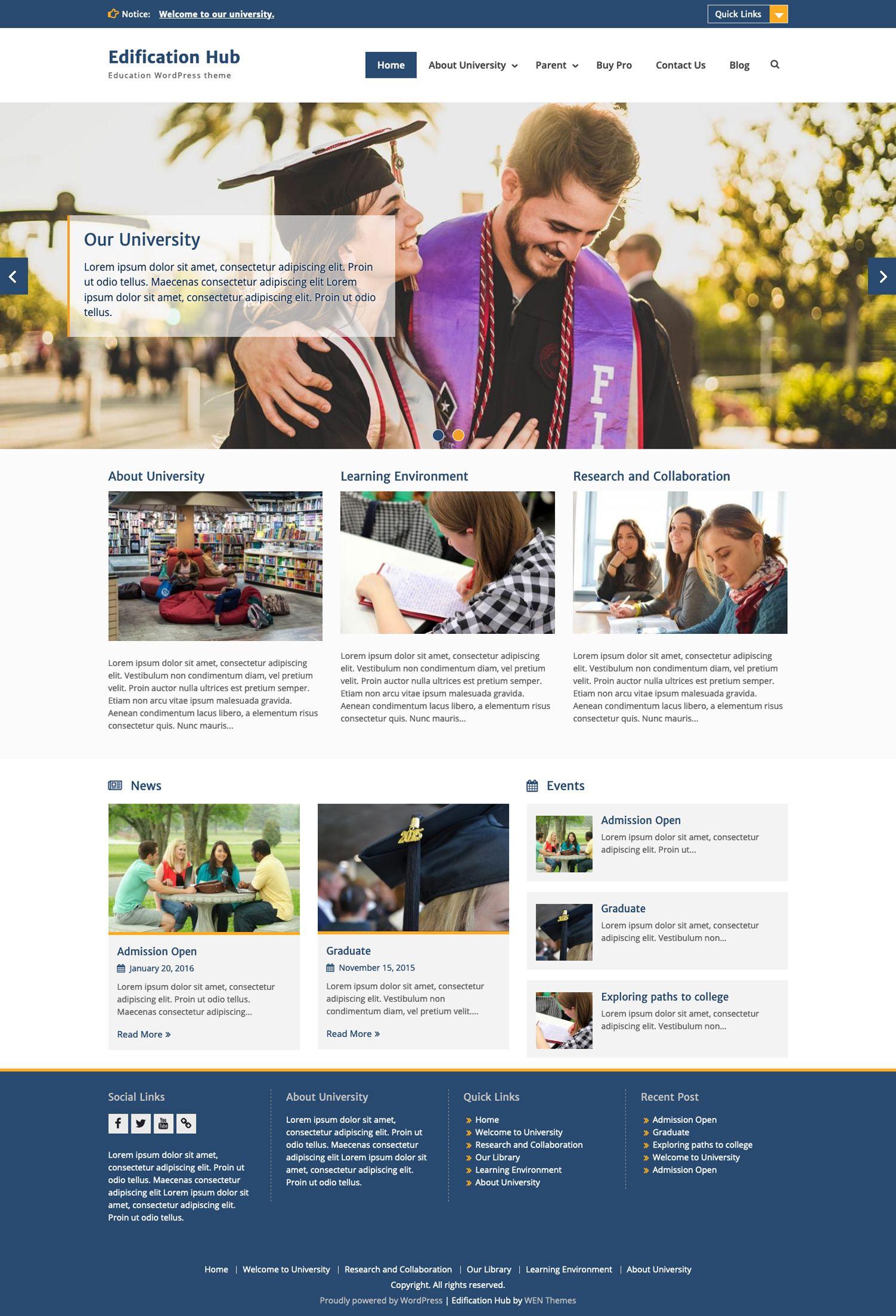 Edification Hub