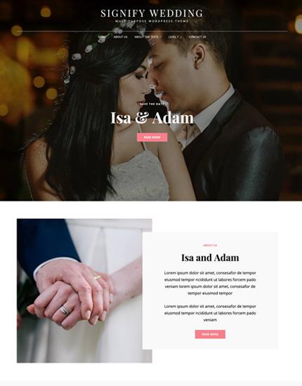 Signify Wedding