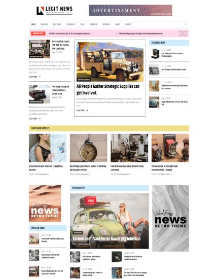 Legit News