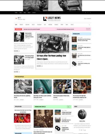 Legit News Pro