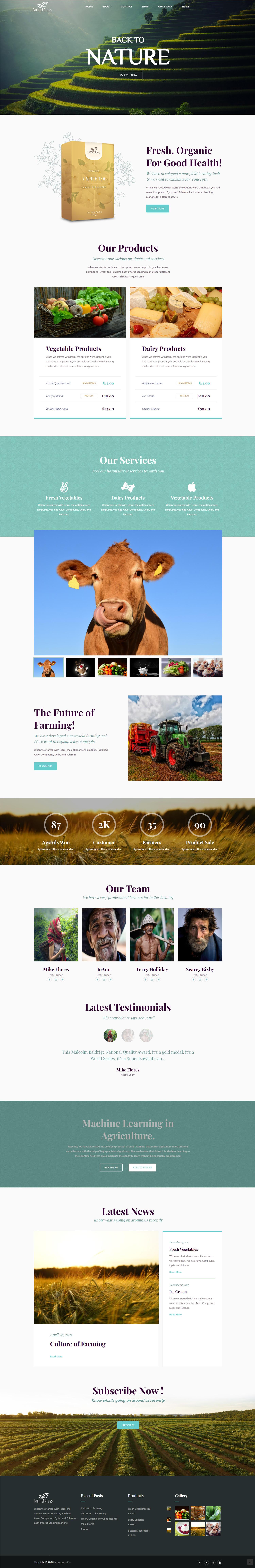 Farmerpress Pro