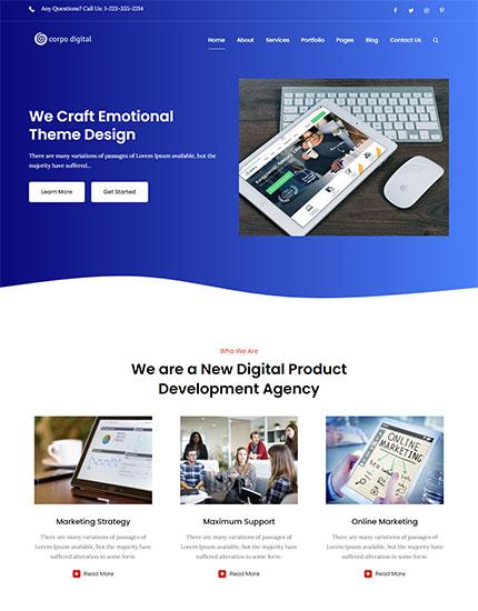 Corpo Digital Pro