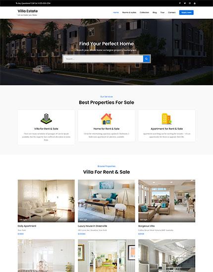 Villa Estate Pro
